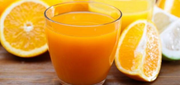 فوائد شرب عصير البرتقال في رمضان
