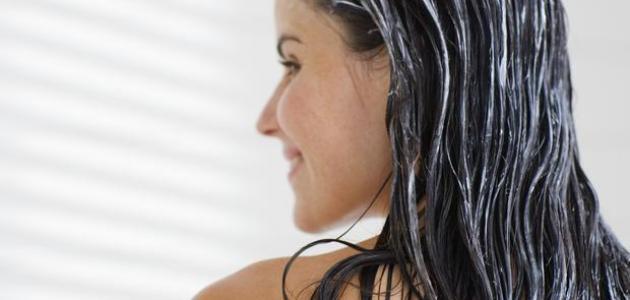 فوائد ترطيب الشعر
