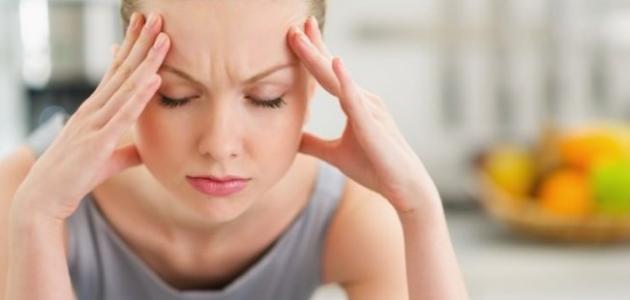 تأثير ضعف النظر على الرأس
