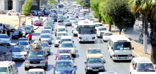 مشاكل وسائل النقل