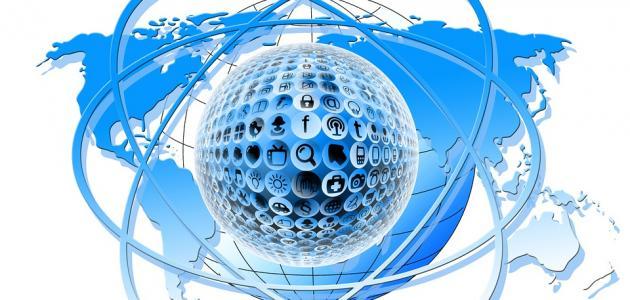 ما هي خدمات الإنترنت