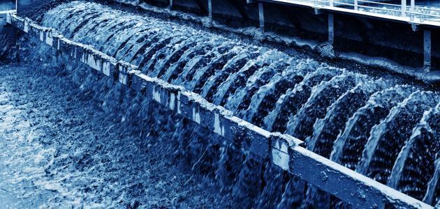 مراحل معالجة المياه الجوفية