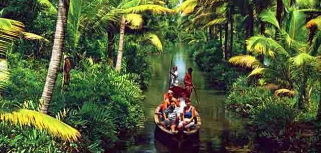 مدينة سياحية في الهند