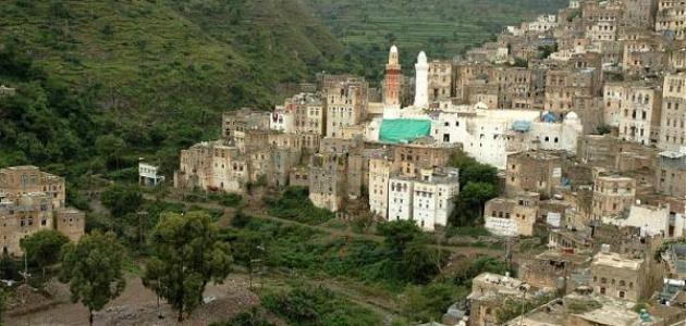 مدينة جبلة في اليمن