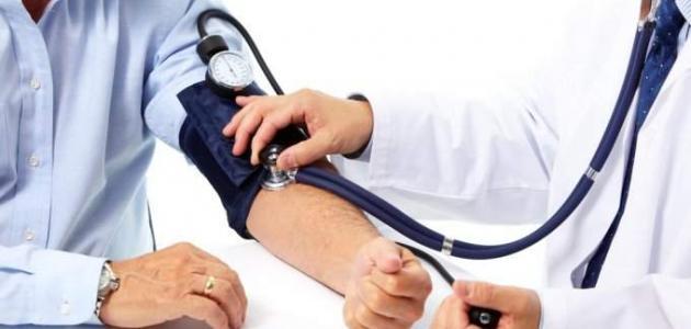 مشاكل ارتفاع ضغط الدم