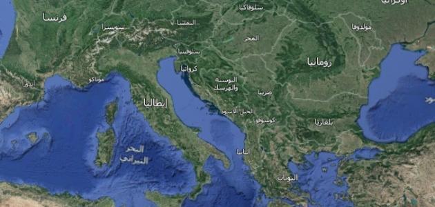ما هي دول البلقان