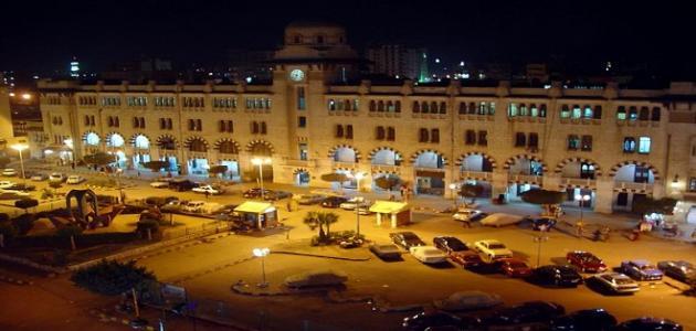 مدينة طنطا بمصر