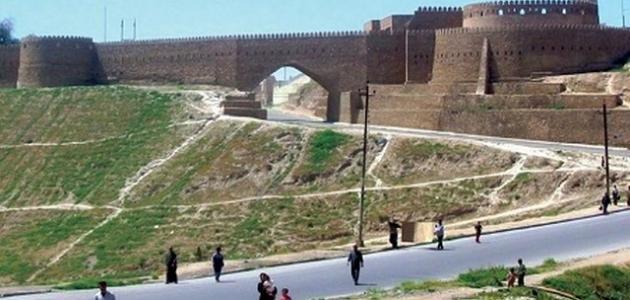 مدينة تلعفر العراقية