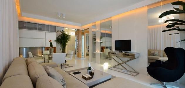 كيفية حساب مساحة الشقة