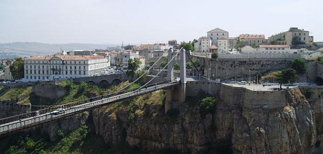 مدينة جزائرية سياحية