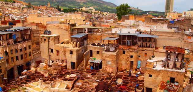 مدينة فاس وآثارها