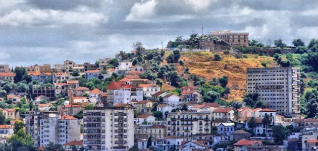 مدينة عنابة في الجزائر