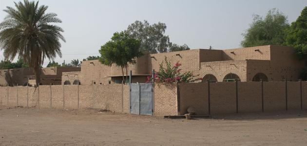 مدينة عطبرة في السودان