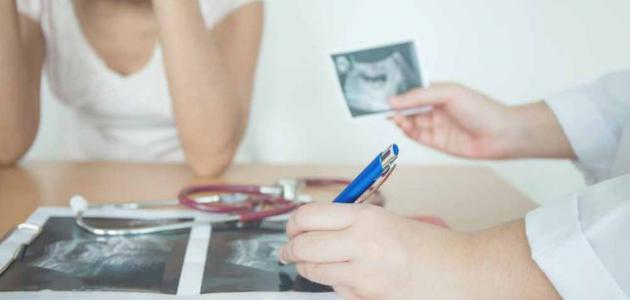 ما سبب عدم وجود نبض للجنين