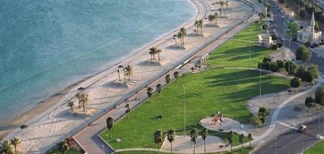 مدينة ينبع في السعودية