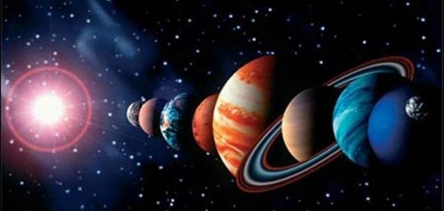 مراحل نشأة الكون