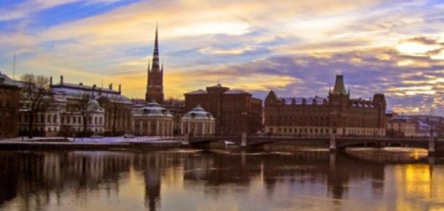 مدينة يوتوبوري السويدية