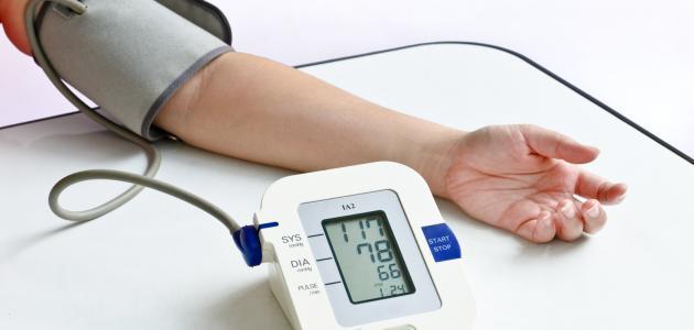 أمراض ضغط الدم المنخفض