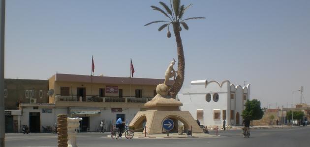 مدينة قبلي التونسية