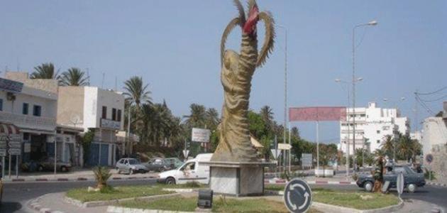 مدينة قابس في تونس