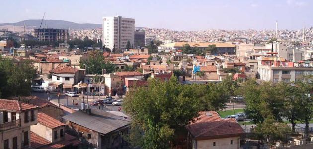 مدينة غازي التركية
