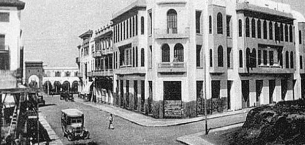 مدينة طنجة قديماً