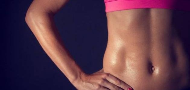 أفضل طريقة لشد ترهلات الجسم