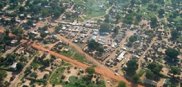 مدينة واو جنوب السودان