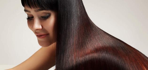 فوائد تغذية الشعر