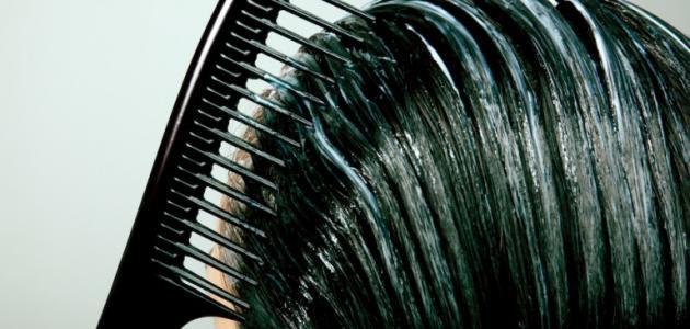 طرق صحية لفرد الشعر