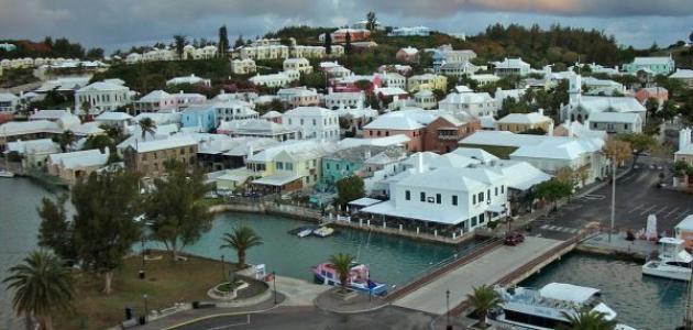معلومات عن جزر برمودا