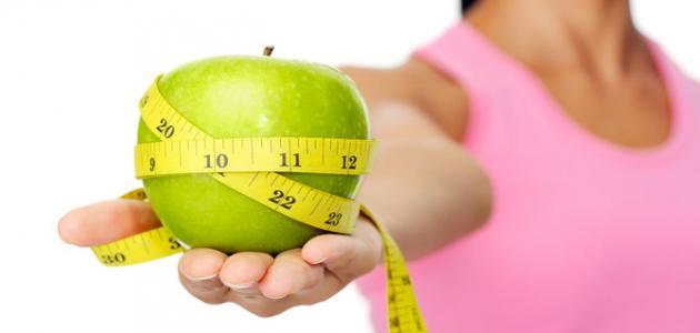 خسارة الوزن في ثلاثة أيام