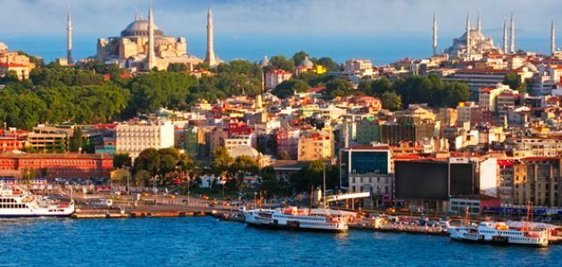 مدينة فان في تركيا