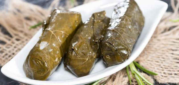 ورق العنب اللبناني