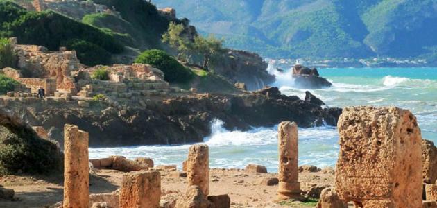 مدينة شرشال الجزائرية