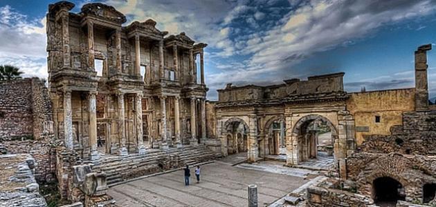مدينة تاريخية تركية