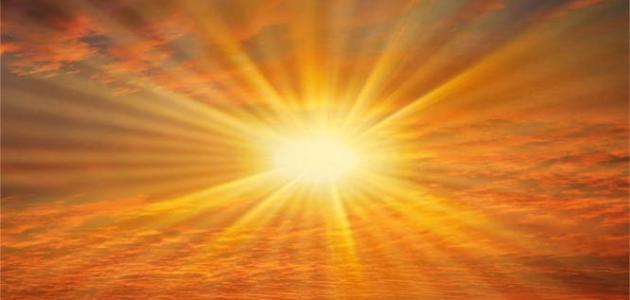 متى تكون أشعة الشمس ضارة