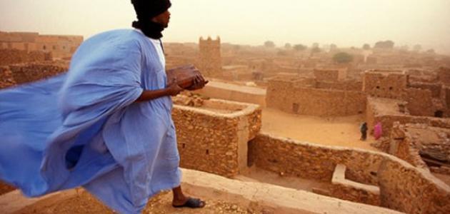 مدينة وادان الموريتانية
