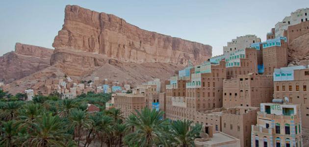 مدينة شبوة اليمنية