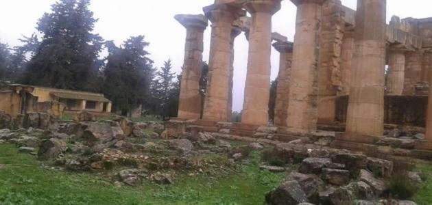 مدينة شحات الليبية