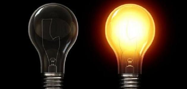 مصادر الضوء قبل الكهرباء