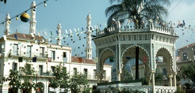 مدينة جزائرية لا تطل على بحر
