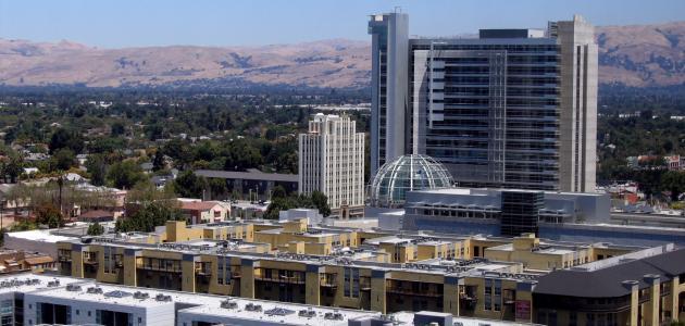 مدينة سان خوسيه في كاليفورنيا