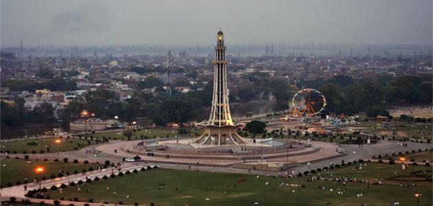 مدينة لاهور في باكستان