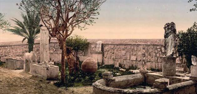 مدينة قرطاج التاريخية