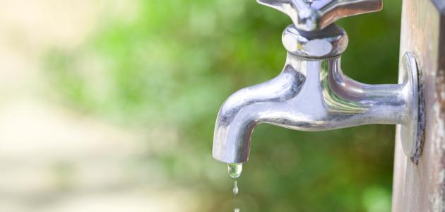 مشكلة نقص المياه وترشيد الاستهلاك