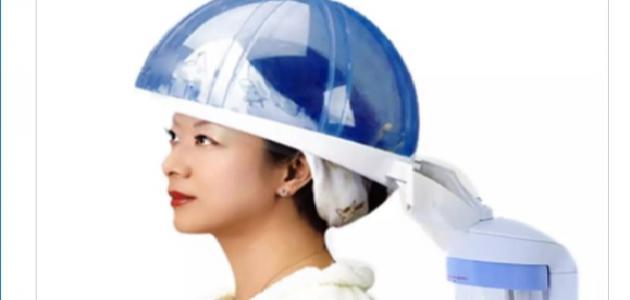 فوائد جهاز بخار الشعر