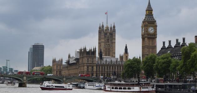 عدد مدن بريطانيا