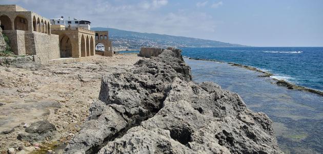 مدينة البترون في لبنان