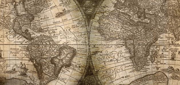 مراحل تطور علم الخرائط